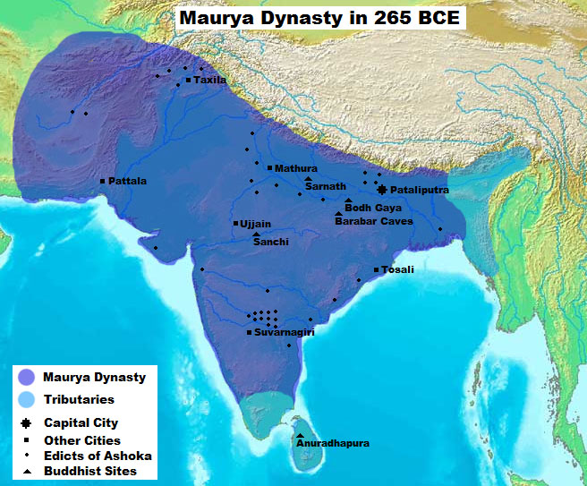 Key concept 22 the development of states and empires ap worldipedia the mauryan empire the gupta empire was smaller and concentrated in the north gumiabroncs Image collections