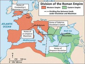Revived Roman Empire Map.Key Concept 2 2 The Development Of States And Empires Ap Worldipedia