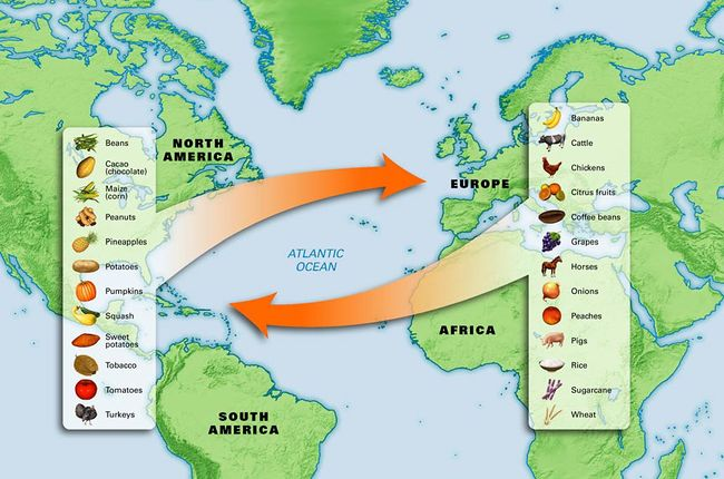 the columbian exchange alfred crosby chapter summaries