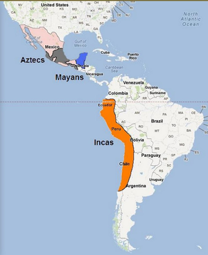 an analysis of the success of the aztec maya and inca empires Check out our top free essays on compare and contrast the aztec empire to help and the inca of peru both had great empires maya, toltecs, aztecs.